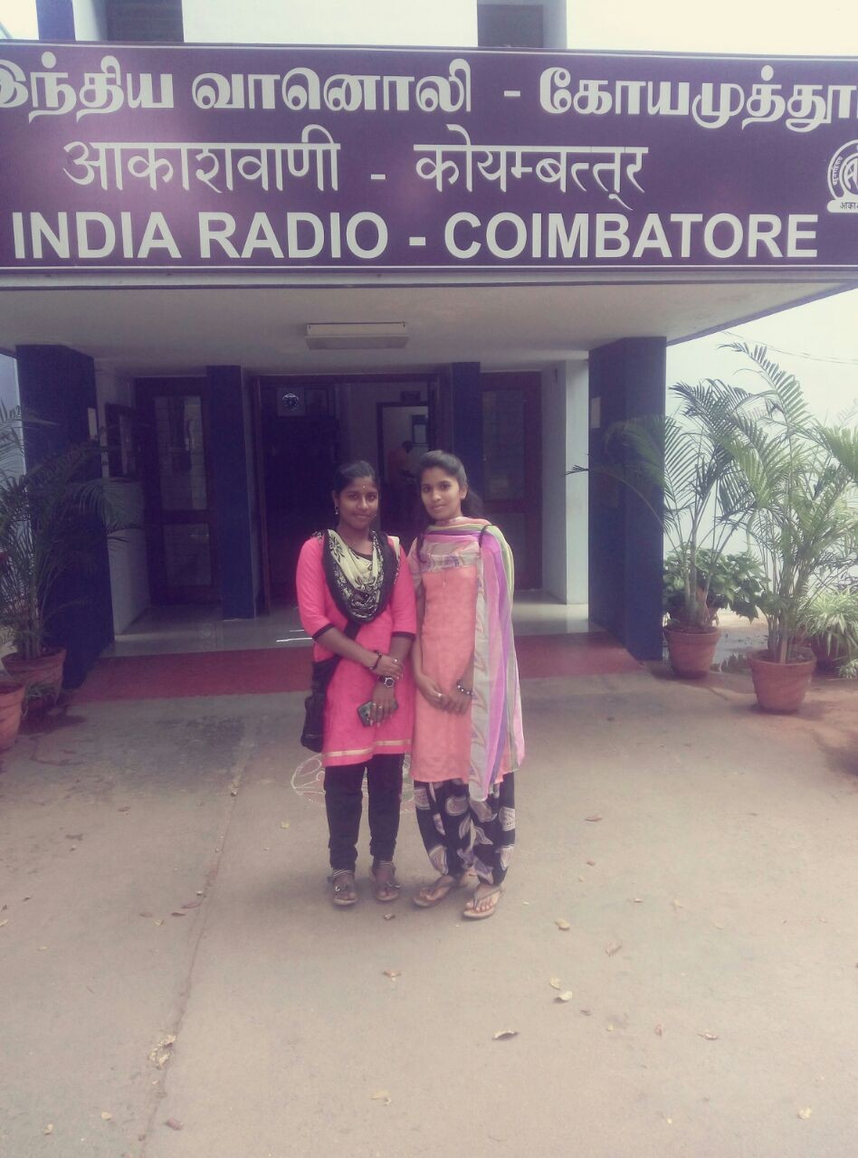 Rainbow FM Cadets Interaction