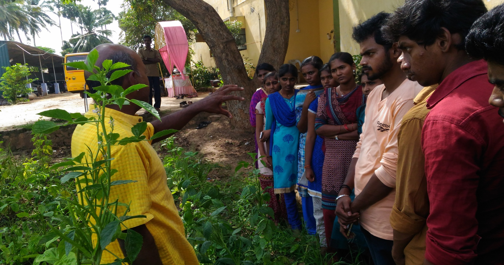 Awareness Programme on Organic Farming