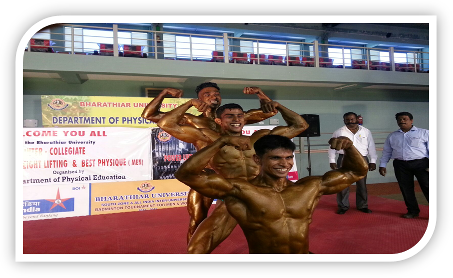 Inter-Collegiate Weight Lifting & Best Physique Competition
