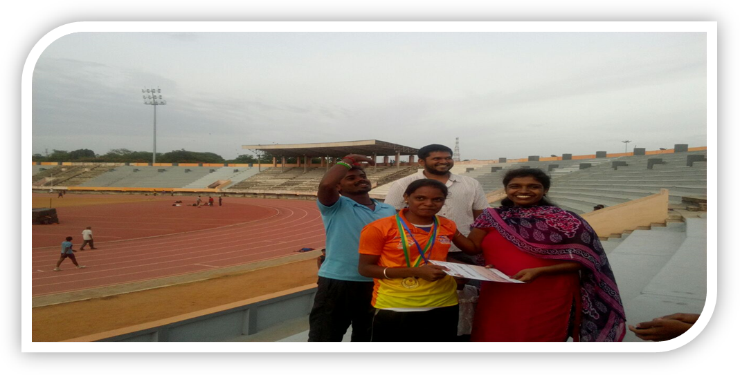 57th Coimbatore District Athletic Meet