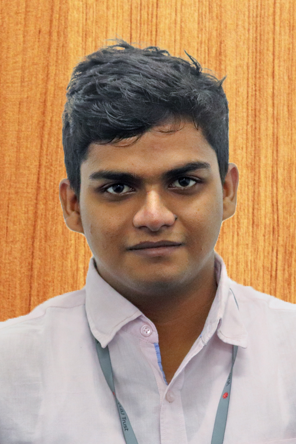 Mr.R.Vignesh Kumar